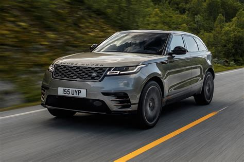 land rover suv 2018 2018 range rover velar v 6 first drive review