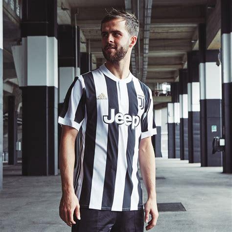 Juventus Home 2017 juventus adidas home kit 2017 18 marca de gol