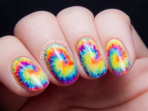 nail art tutorial wikihow tie dye your tips with this nail art tutorial and sneak