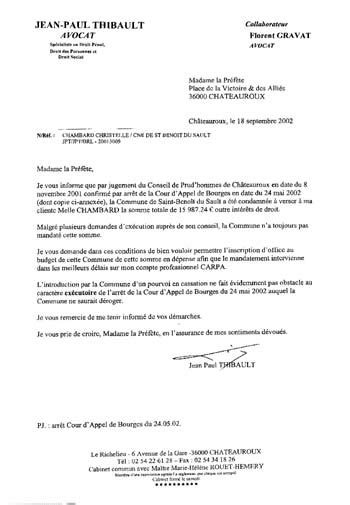 Exemple De Lettre Pour Un Avocat Modele Lettre De Demission Avocat Collaborateur Document