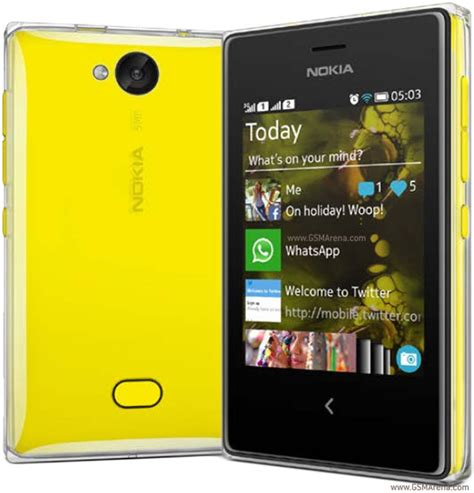 Hp Nokia Asha 503 Di Indonesia nokia asha 503 dual sim pictures official photos