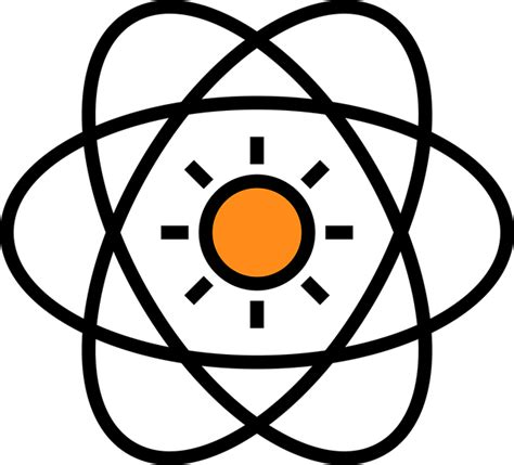 nuclear symbol for proton free photo nuclear power nuclear fission symbol atom