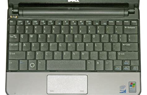Touchpad Dell Mini 10 the best netbooks dell inspiron mini 10 with tv tuner review