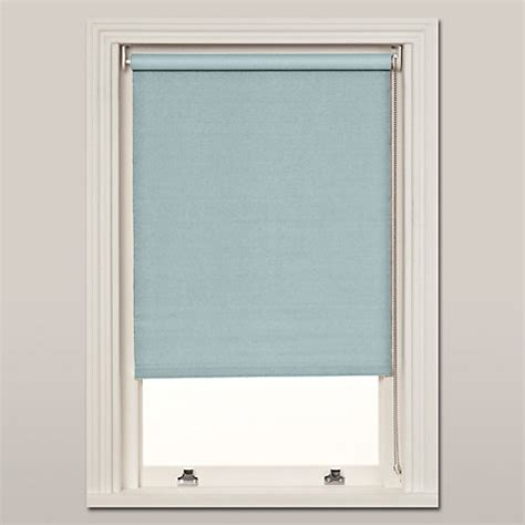 john lewis bathroom blinds buy john lewis hessian blackout roller blind duck egg