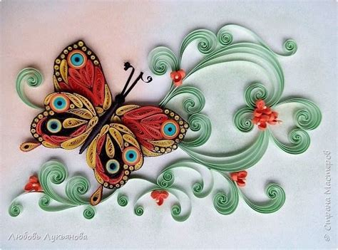 tutorial quilling butterfly 346 best images about bugs butterflies quilled on pinterest