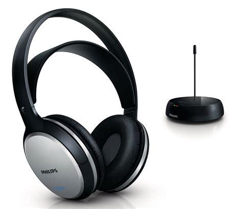 Headphone Wireless Philips Shc5100 05 Wireless Headphones Review