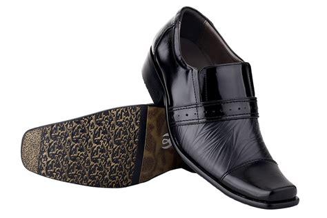 Sandal Kulit Sendal Kasual Formal Pria Keren Distro Terbaru Kn 303 tas sepatu model sepatu kulit pria terbaru 2015