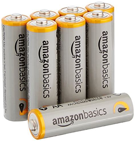 Batterie Amazonbasics by Amazonbasics Performance Alkaline Batteries Sos Tecnologia