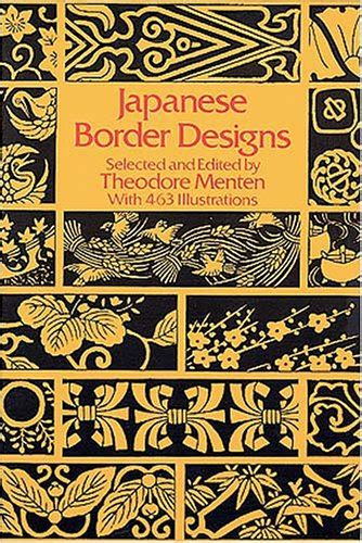 japanese pattern books amazon image gallery japanese border designs