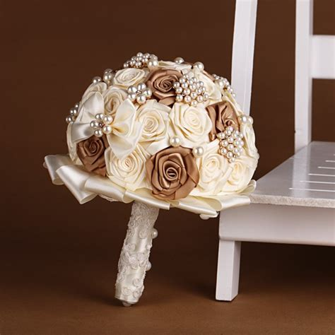 Handmade Top - handmade top quality wedding bouquet bridesmaids flowers