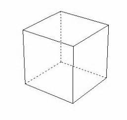 how to draw a cube c forum