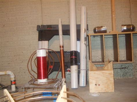 How To Build A Tesla Coil Step By Step Step By Step Plans To Building A 250 000 Volt Tesla Coil