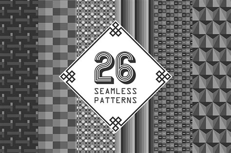 seamless pattern swatch illustrator 26 seamless patterns swatches by swapnil24 graphicriver