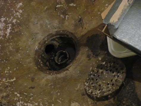 Superb Basement Drain Plug #6 Basement Drain Backflow Plug