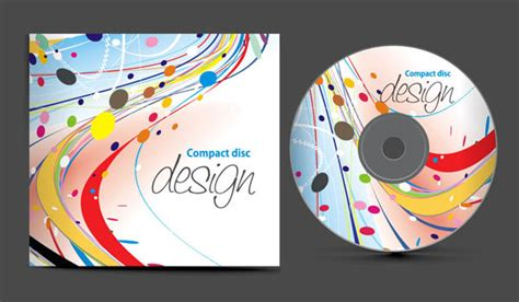 format my cd dynamic cd covers vector free vector 4vector