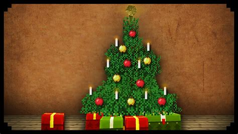 how to make an xmas tree on minecraft minecraft how to make a tree