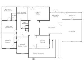 Floor Plans Of Houses The Finalized House Floor Plan Plus Some Random Plans And