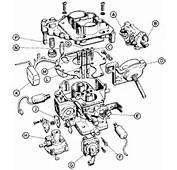 Carburetor Parts Exploded View And Schematic Diagram Car