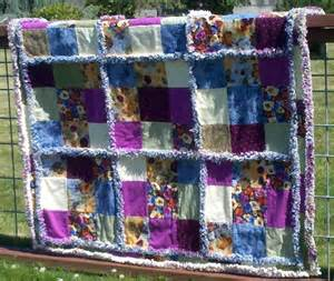 to fashion rag quilt pattern by quiltin craftsy