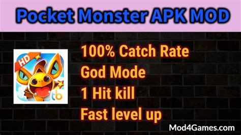 game ksatria online mod 1 hit pocket monster mod apk 100 catch rate god mode 1