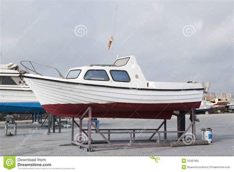 dry dock boat repair ship in dry dock stock photo image 35387980