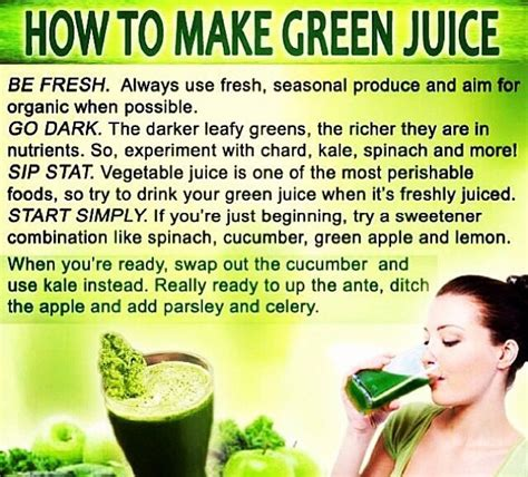 how to make green juice musely