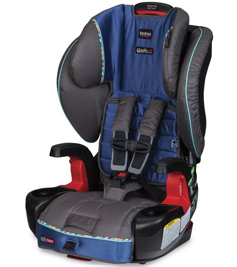 britax car seat frontier britax frontier clicktight booster car seat liberty sapphire