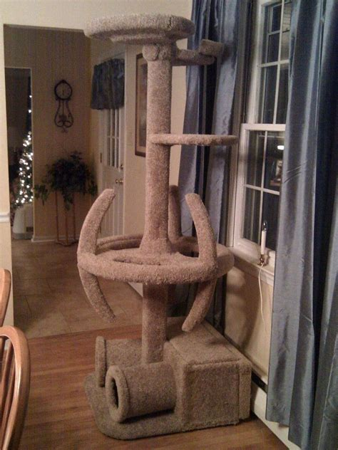 House Plans With Price To Build by Star Trek Cat Tree For Trekkies With Cats Bit Rebels