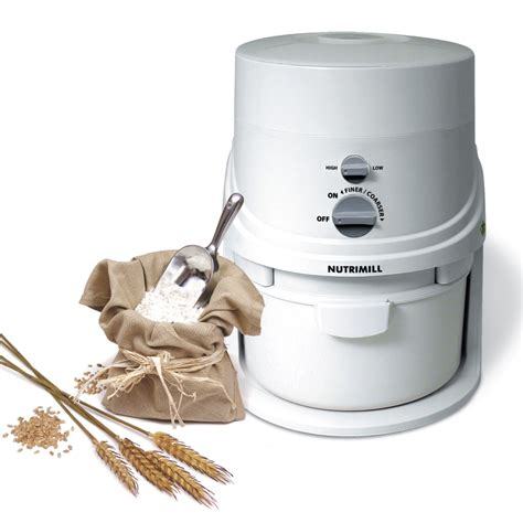 Countertop Grain Mill by Nutrimill Classic Grain Mill Country Kitchens