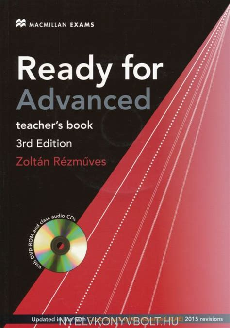 macmillan learning teaching third edition with dvd by jim scrivener new book 9780230729841 ebay ready for advanced third edition teacher s book with dvd rom and class audio cds 2