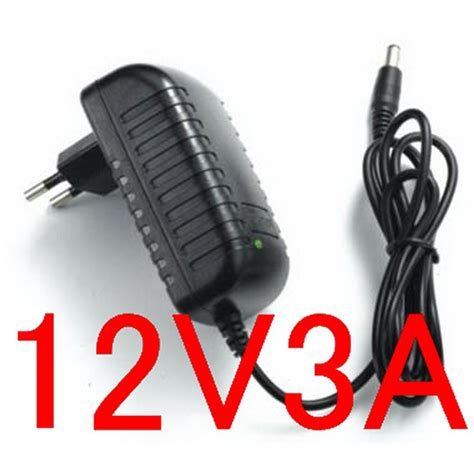 Jual Adaptor 12v 3a Surabaya adapter power dc eu 12v 3a black jakartanotebook