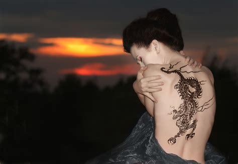 girl with dragon tattoo qartulad dragon tattoos for women girl gloss