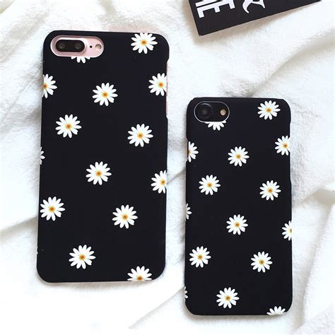 Pattern Flower 0859 Casing For Iphone 7 Hardcase 2d buy ultra thin frosted flower for iphone 7 lovely floral back cover