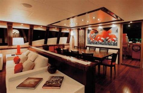 interior design for yachts and large boats freshome com
