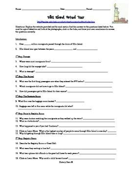 the matchbox diary social studies q a worksheet use