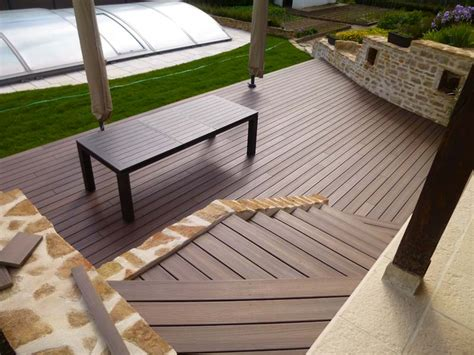 treillis terrasse nivrem treillis jardin terrasse bois diverses