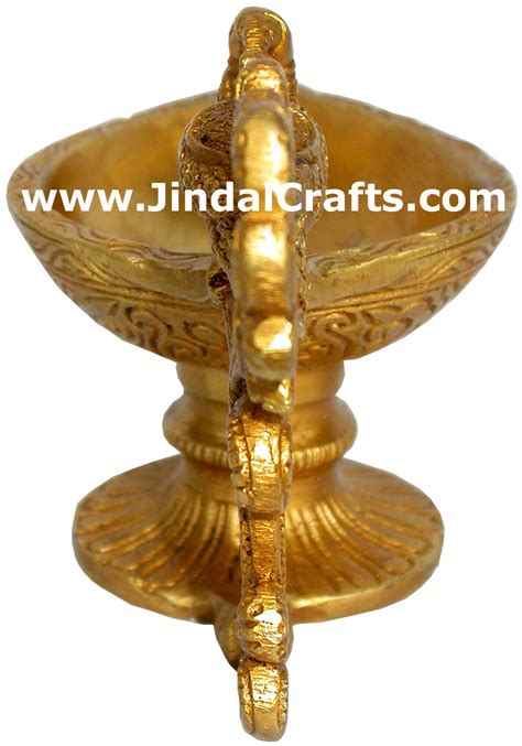 Diwali Home Decorations brass lamp indian rich traditional handicrafts crafts