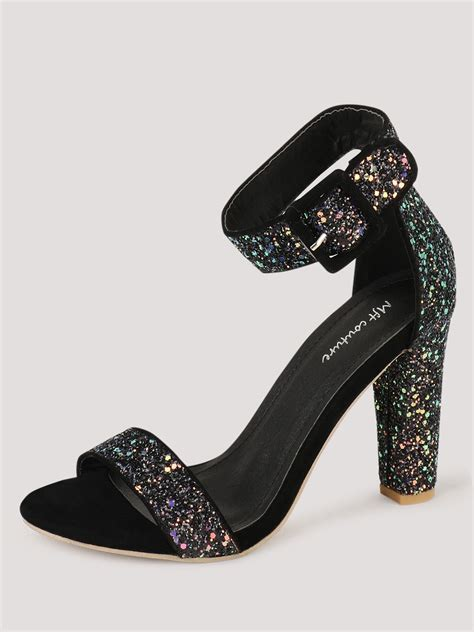 couture sandals buy my foot couture glitter heeled sandals for