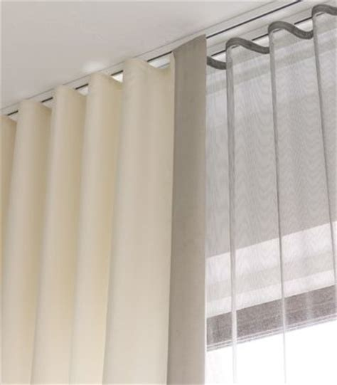 Ceiling Track Curtains Best 25 Ceiling Mounted Curtain Track Ideas On Pinterest Curtain Track Design Curtain Tracks
