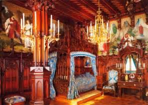neuschwanstein interior