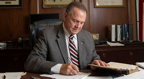 roy moore current news roy moore tops crowded potential field in first 2018