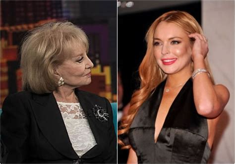 Lindsay Pulls Out Of by Omg Gossip Lindsay Lohan Pulled Out Of Barbara