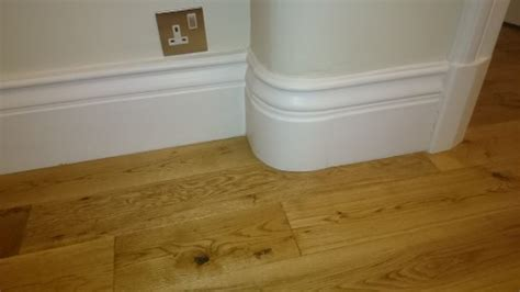 Fitting Laminate Flooring Skirting Boards by Can Wood Floors Be Fitted Skirting Fitmywoodfloor