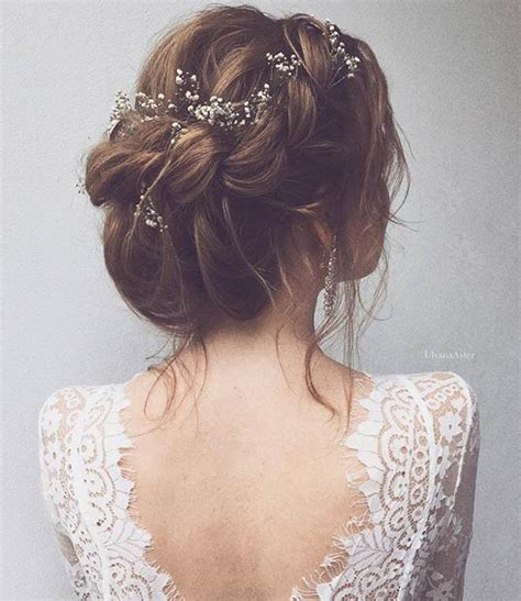 romantische hochzeitsfrisuren 23 wedding hairstyles for hair page 2 of 2
