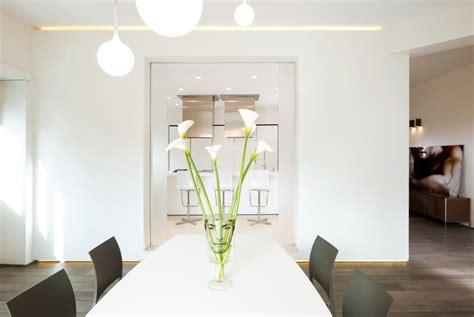 minimalist dining room white minimalist dining room interior design ideas