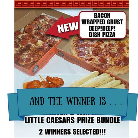 Little Caesars Gift Card - enter to win a 20 little caesars gift card and bag arv 50 ends 4 1 mrs kathy king
