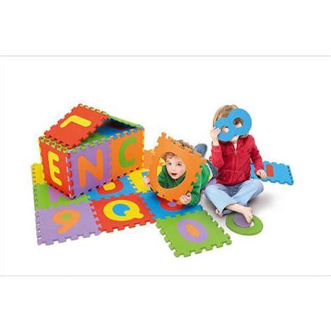 Imaginarium Play Mat by Imaginarium Alphabet Numbers Foam Puzzle Mat 36