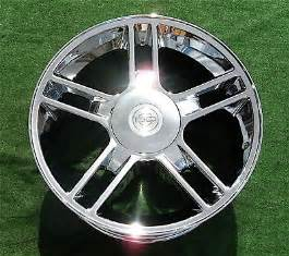 Harley Davidson Truck Wheels For Sale 4 New Chrome Oem Spec Ford Harley Davidson F150 22 Inch