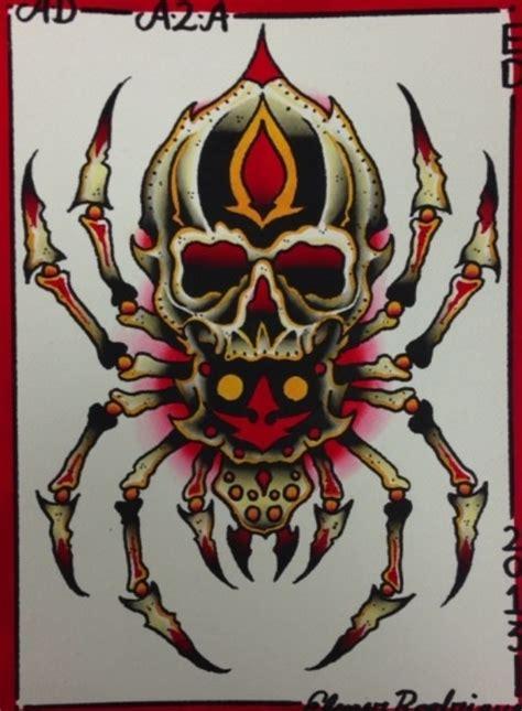 traditional spider tattoo 25 best ideas about spider on spider