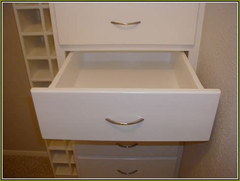 Closet Organizer With Drawers by Hanging Closet Organizer With Drawers Home Design Ideas